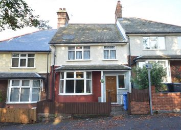 Thumbnail 3 bed terraced house for sale in Chalk Hill Road, Norwich, Norfolk