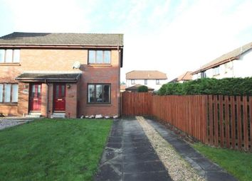 Thumbnail 2 bed semi-detached house for sale in Waverley Crescent, Livingston, West Lothian