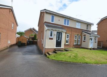 Thumbnail 4 bed semi-detached house to rent in Clayton Way, Clayton Le Moors, Accrington