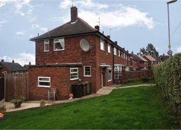 Thumbnail 2 bed terraced house for sale in West Grange Gardens, Leeds