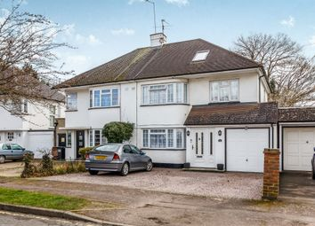 Thumbnail 4 bed semi-detached house for sale in Bramble Road, Hatfield