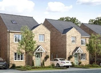 Thumbnail 4 bed link-detached house for sale in Plot 1, Manor Mews, Calverley Lane, Leeds, West Yorkshire