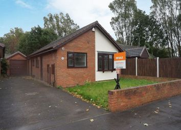 Thumbnail 3 bed detached bungalow for sale in Blurton Road, Blurton, Stoke-On-Trent