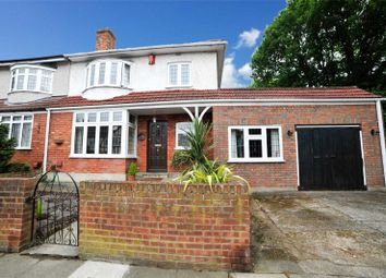 Thumbnail 3 bed semi-detached house for sale in The View, Abbey Wood, London
