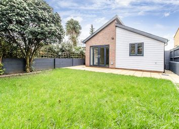 Thumbnail 2 bed detached bungalow for sale in Mansbridge Road, Eastleigh