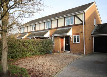 Thumbnail 2 bed end terrace house to rent in Ferndown Gardens, Farnborough