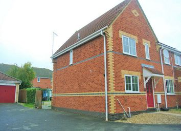 Thumbnail 3 bed end terrace house for sale in Templemeads Close, Morton, Bourne, Lincolnshire