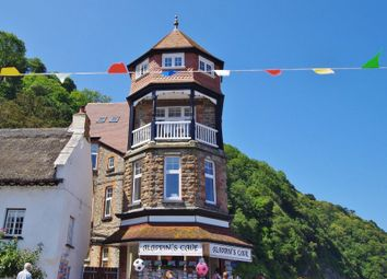 Thumbnail 3 bed maisonette for sale in 1, The Esplanade, Lynmouth Harbour