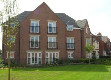 Thumbnail 2 bedroom flat to rent in Wharf Lane, Solihull
