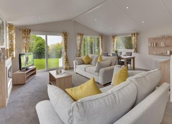 Thumbnail 3 bed lodge for sale in Billing Aquadrome Holiday Park, Northampton, Northamptonshire