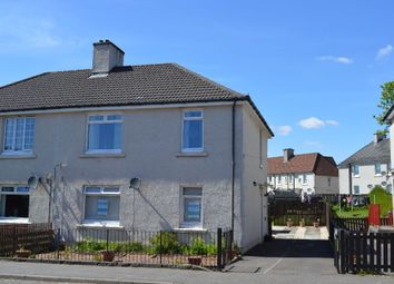 Thumbnail 1 bed flat for sale in Woodhall Street, Chapelhall, Airdrie