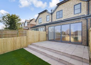 Thumbnail 3 bed terraced house for sale in Rectory Lane, Ashington, West Sussex