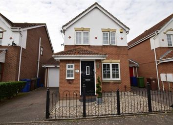 Thumbnail 3 bed link-detached house for sale in Cole Avenue, Chadwell St Mary, Essex