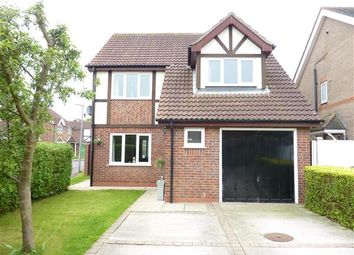 Thumbnail 4 bed detached house for sale in Buttercross Close, Stallingborough, Grimsby