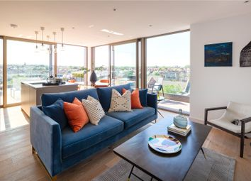 Thumbnail 3 bed flat for sale in Balham High Road, Balham, London