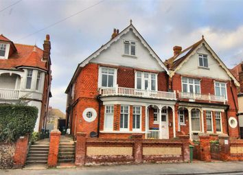 Thumbnail 2 bed flat for sale in Sutton Park Road, Seaford, East Sussex