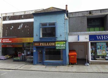 Thumbnail Retail premises for sale in 95, Market Jew Street, Penzance