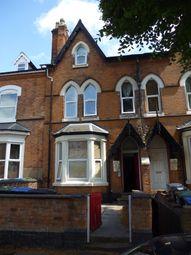 Thumbnail 1 bedroom flat to rent in Stanmore Road, Edgbaston, Birmingham, West Midlands