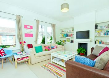 Thumbnail 3 bed flat to rent in Beechcroft Road, London