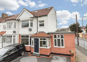 Thumbnail 4 bed semi-detached house for sale in Gantshill Crescent, Ilford