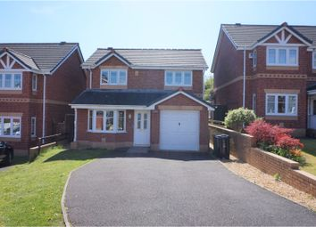 Thumbnail 3 bed detached house for sale in Swift Gardens, Morecambe