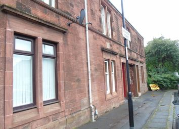 Thumbnail 1 bed flat for sale in Alexander Street, Dunbeth, Coatbridge