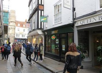 Thumbnail Retail premises to let in 13 Mercery Lane, Canterbury