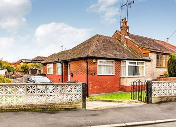 Thumbnail 2 bed bungalow for sale in Highlands Road, Shaw, Oldham