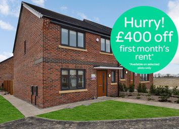 Thumbnail 3 bed detached house to rent in Winsford
