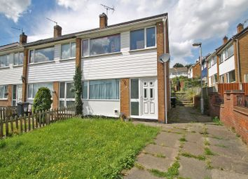 Thumbnail 3 bed terraced house for sale in Third Avenue, Gedling, Nottingham