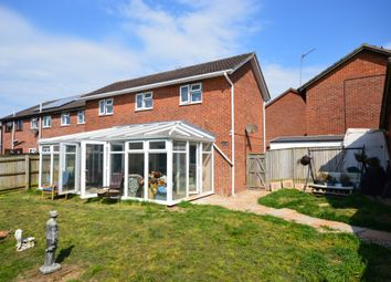 Thumbnail 4 bed detached house for sale in Brownsea Close, New Milton