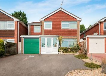 Thumbnail 4 bedroom detached house for sale in Norman Gardens, Branksome, Poole