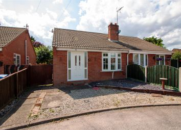 Thumbnail 2 bed semi-detached bungalow for sale in The Pastures, Rampton, Retford