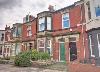 Thumbnail 3 bedroom flat for sale in Wolseley Gardens, Jesmond Vale, Newcastle Upon Tyne