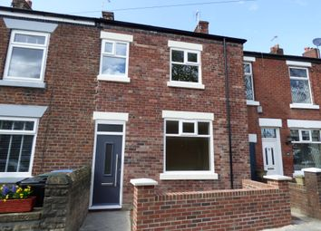 Thumbnail 3 bed terraced house for sale in Chapel Street, Hazel Grove, Stockport