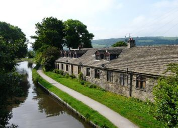 Thumbnail 2 bed cottage to rent in Aire View, Sandbeds, Keighley