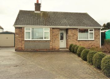 Thumbnail 2 bed detached bungalow for sale in Newcastle Street, Tuxford, Newark