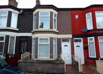 Thumbnail 2 bed terraced house to rent in Mounsey Road, Birkenhead