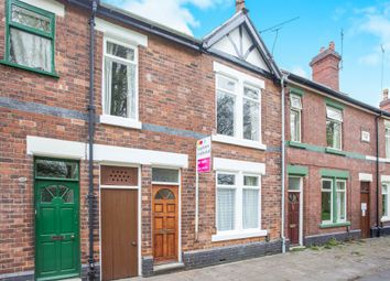 Thumbnail 3 bed terraced house for sale in Chester Green Road, Chester Green, Derby