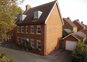 Thumbnail 5 bed detached house for sale in Benbroke Place, Stevenage, Herts