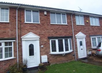 Thumbnail 3 bed town house to rent in Stranraer Close, Mansfield Woodhouse, Mansfield