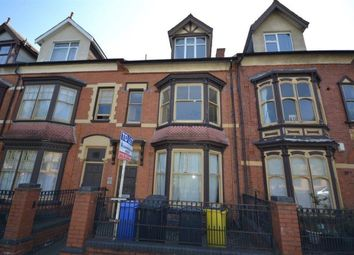 Thumbnail 1 bed flat to rent in Fosse Road South, West End, Leicester