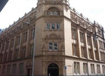 Thumbnail 1 bed flat to rent in Rutland Street, Alexandra House, Leicester