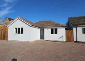Thumbnail 2 bed detached bungalow for sale in Mayfield Road, Huntingdon