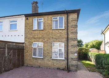 Thumbnail 3 bed semi-detached house for sale in Freshwater Road, London