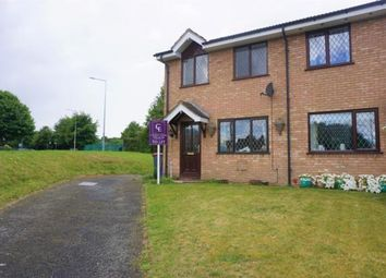 Thumbnail 3 bedroom semi-detached house to rent in Saxon Court, Leegomery