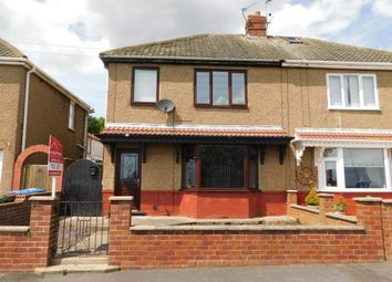 Thumbnail 3 bed semi-detached house to rent in Southside, Ferryhill, Durham