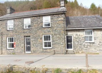 Thumbnail 3 bed link-detached house for sale in The Old Post Office, Pensarn, Aberllefenni, Nr Machynlleth, Gwynedd