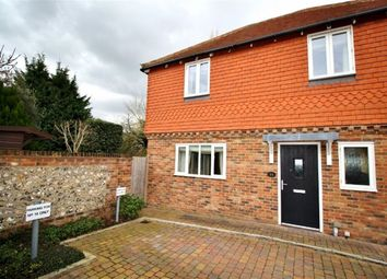Thumbnail 2 bed semi-detached house to rent in High Street, Eynsford, Dartford