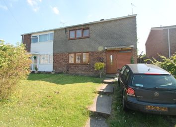 Thumbnail 3 bed semi-detached house for sale in Hilton Avenue, Aylesbury